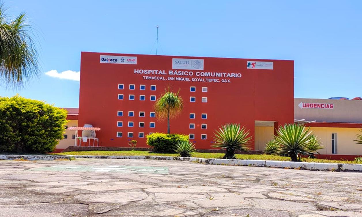 Hospitales de los SSO
